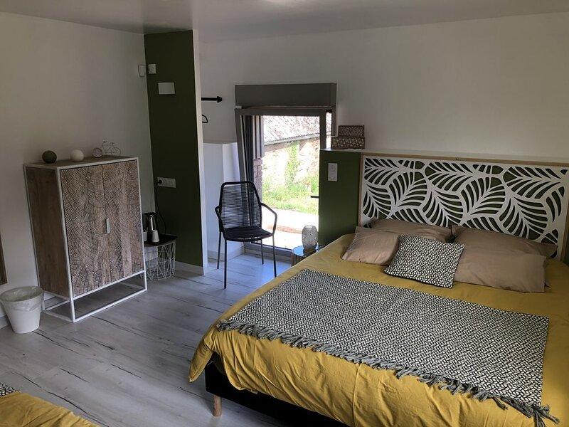 Chambres d'hôtes  - Domaine des Haies, location de vacances à Dol-de-Bretagne