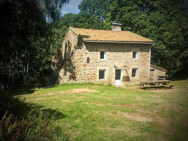 Nouveauté Gîte le Moulin, location de vacances à Montbrison