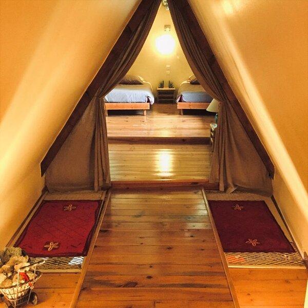 Gîte de charme **** 6 pers dans une maison alsacienne à colombage du 16ème sièc, location de vacances à Riquewihr