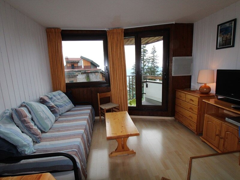 Charmant studio pour 4 personnes, holiday rental in Avoriaz