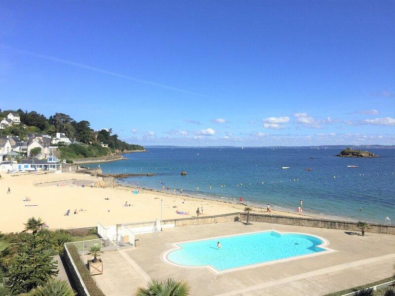 Superbe vue mer avec piscine, holiday rental in Douarnenez
