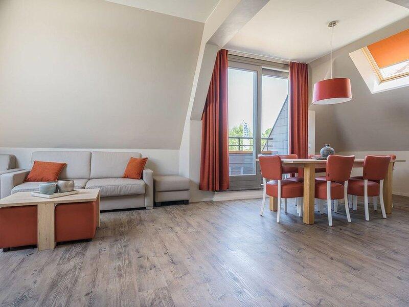 Appartement spacieux pour 6 personnes., alquiler de vacaciones en Lombardsijde