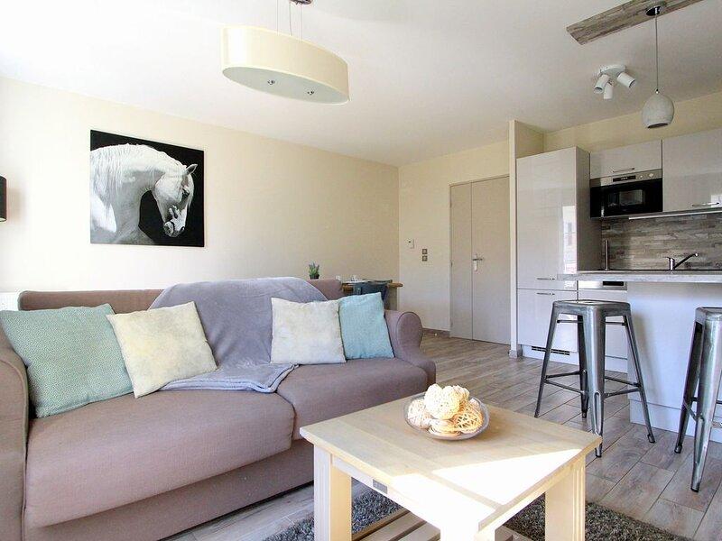 Appartement confortable 6pax Serris Val d'Europe Disneyland 10mn (DANUBE 1), holiday rental in Marne-la-Vallee