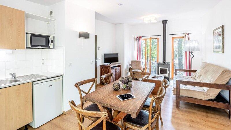 Résidence Les Cottages de Valjoly*** - Maison Jumelée 3 Pièces 7 Personnes, vacation rental in Mariembourg