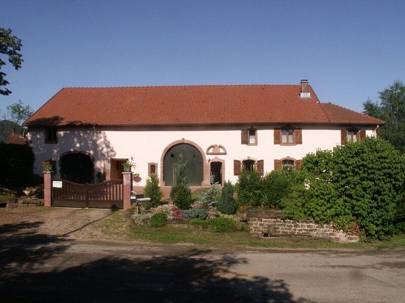 La Ferme de Bréhimont, vacation rental in Autrey