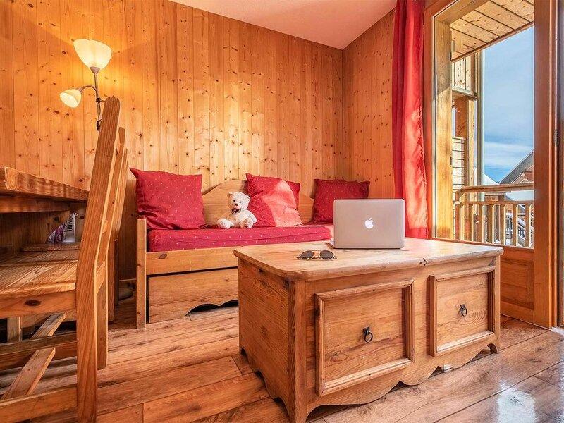 Résidence Les Chalets du Berger*** - 3 Pièces Duplex 6 Personnes, holiday rental in Aillon-le-Jeune
