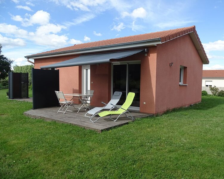 Petite maison à la campagne, holiday rental in Loire