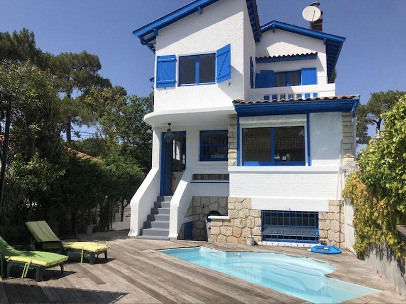 Maison à 5mn à pied de la plage du Moulleau Arcachon, vacation rental in Pyla-sur-Mer