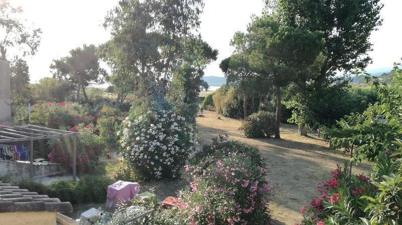Corse Studio 'Andria&Katia' 4 personnes à 50 m de la plage, alquiler de vacaciones en Calcatoggio
