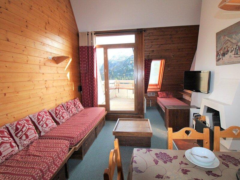 Spacieux appartement 3 piéces en triplex, location de vacances à Avoriaz