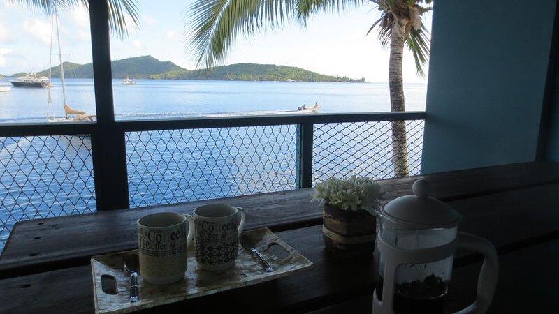 Villa Moana - Studio 3, alquiler de vacaciones en Bora Bora