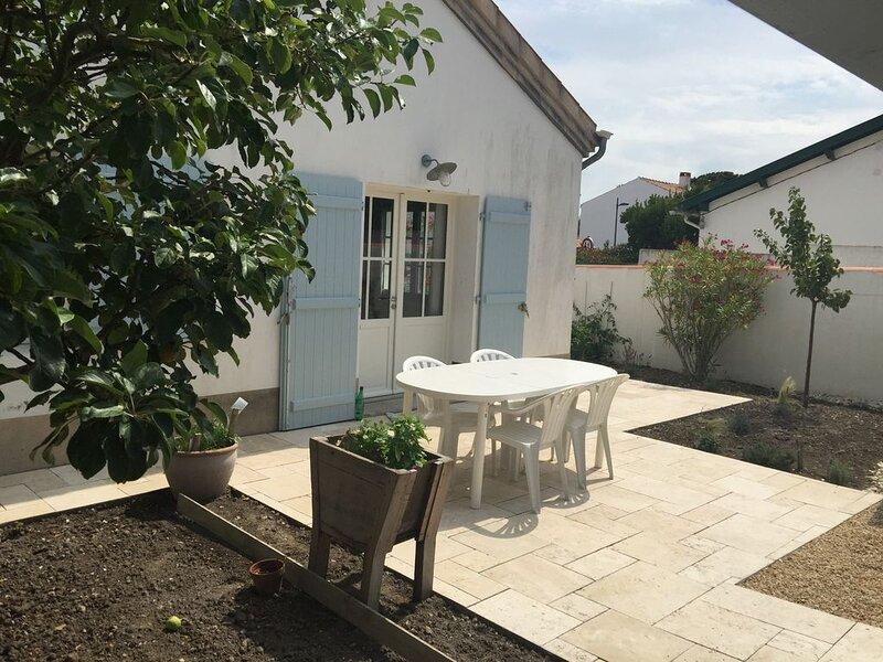 Maison de famille, refaite à neuf !, alquiler de vacaciones en Noirmoutier en l'Ile