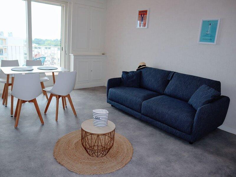 Lutin Vue Baie Smart Appartement Design et connecté, holiday rental in Saint Andre des Eaux