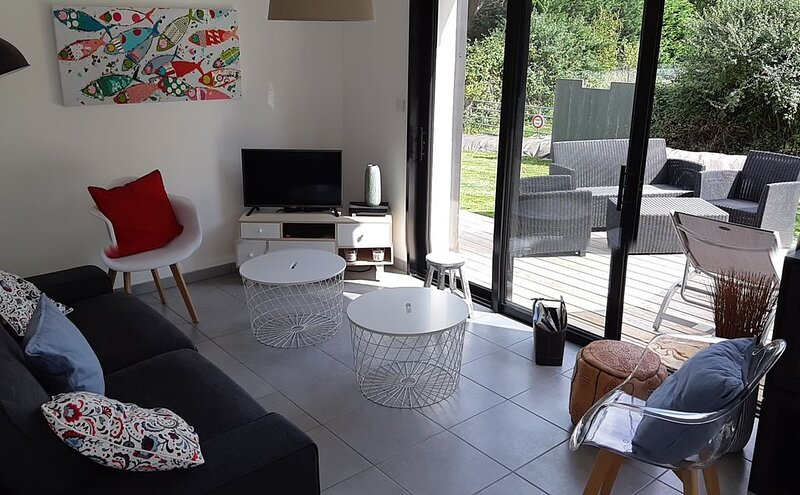 Maison Côté Mer   BENODET, aluguéis de temporada em Benodet