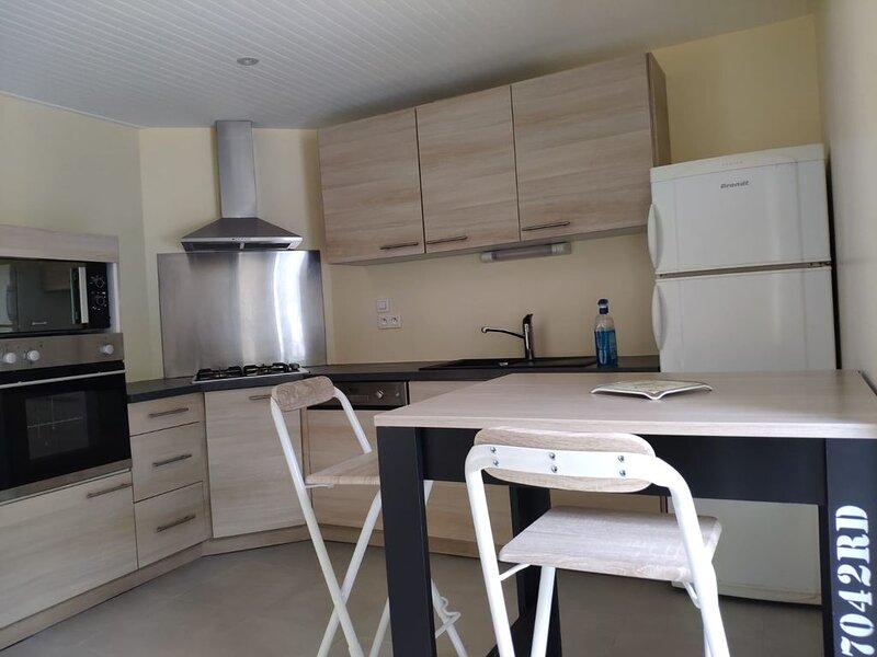 Maison de vacances 3 chambres 15 mn de La Baule, location de vacances à Saint-Lyphard