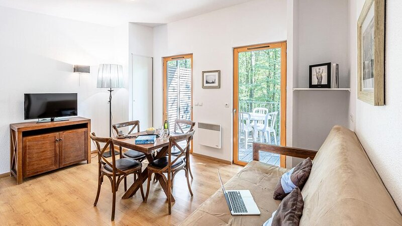Résidence Les Cottages de Valjoly*** - Maison Mitoyenne 2 Pièces 4 Personnes, vacation rental in Mariembourg