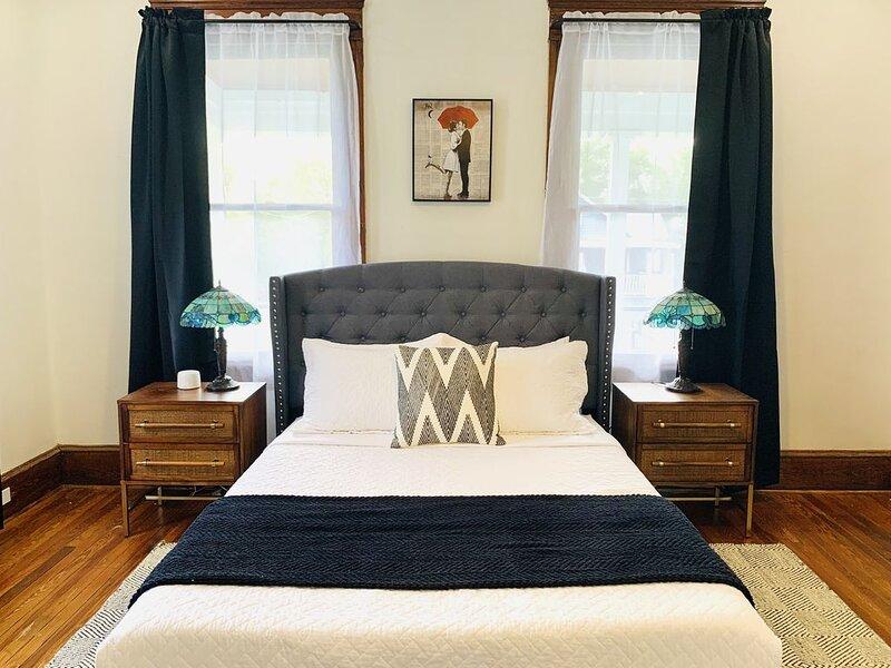 Close to downtown | Groups | Speakeasy | Groomsmen, vacation rental in Jacksonville