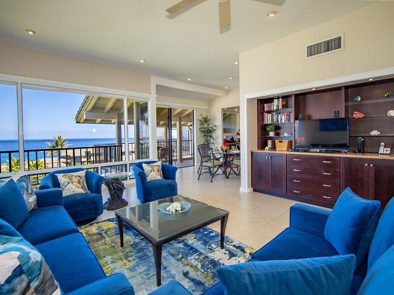 Kapalua Bay Villa Gold Ocean Views!, holiday rental in Kapalua