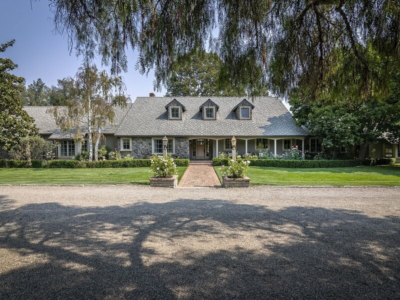 English Country Farmhouse, location de vacances à Santa Ynez