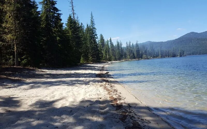 Experience the East Twin Cottage at Priest Lake!, alquiler de vacaciones en Luby Bay