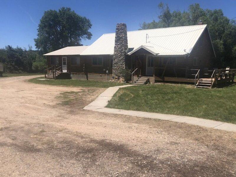 The House at Canyon Creek Canyon, location de vacances à Ten Sleep