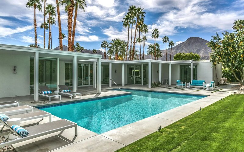 Stunning Modern Retreat- Monthly rental $20,000, holiday rental in Indian Wells