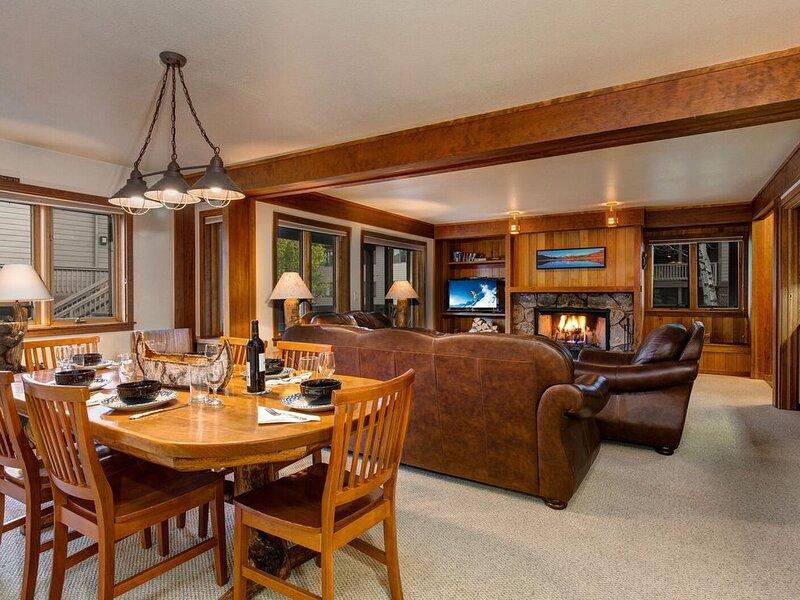 Abode at Teewinot | Free Access to Sundance Club Pool!!! |Teton Village, vacation rental in Teton Village