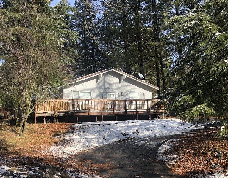 Cabin at Pine Mountain Lake, alquiler vacacional en Groveland