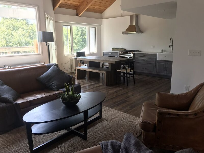 BEAUTIFUL, FULLY RENOVATED CONDO W MTN VIEWS, POOL, TENNIS, GYM, SHUTTLE, holiday rental in Lincoln
