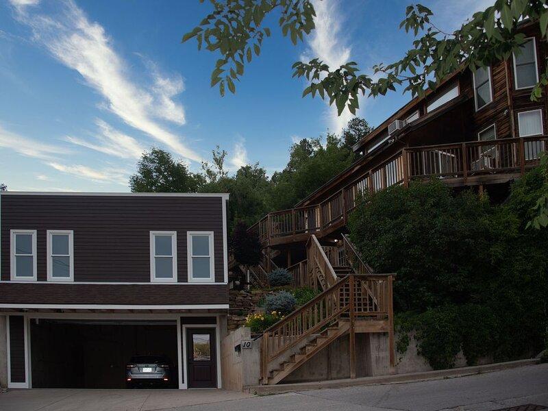 Twin Pines Lodge - 4 Bedroom Vacation Rental in Deadwood, South Dakota, aluguéis de temporada em Deadwood