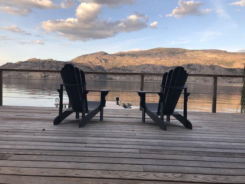 Summerland Lakefront Home, alquiler de vacaciones en Summerland