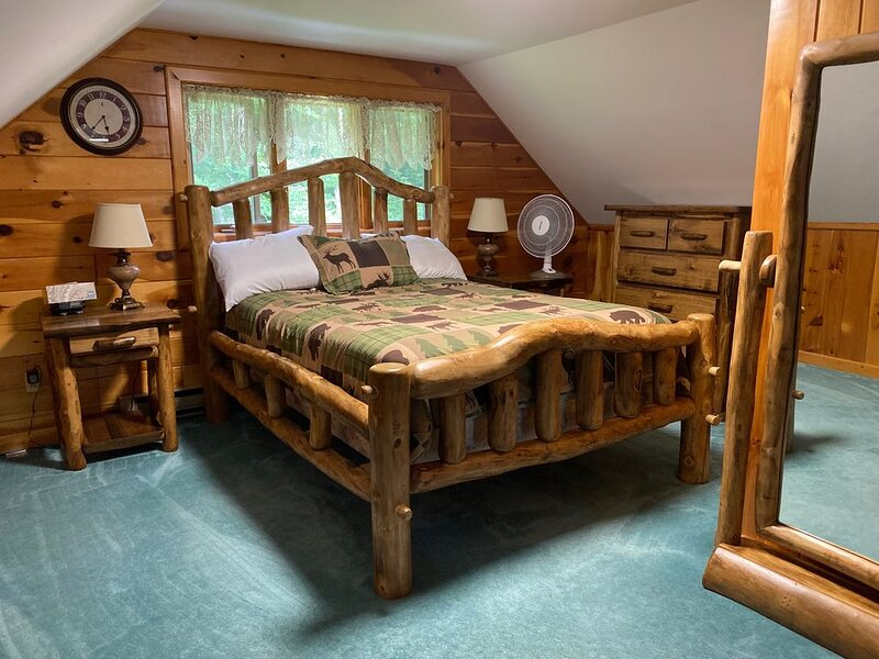 Cozy Adirondack Retreat – semesterbostad i Woodgate