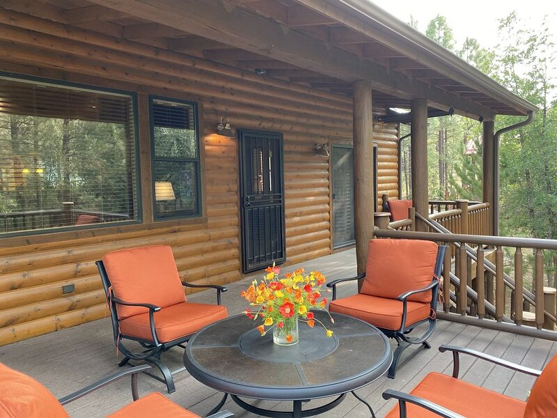 Family getaway in the pines, holiday rental in Show Low