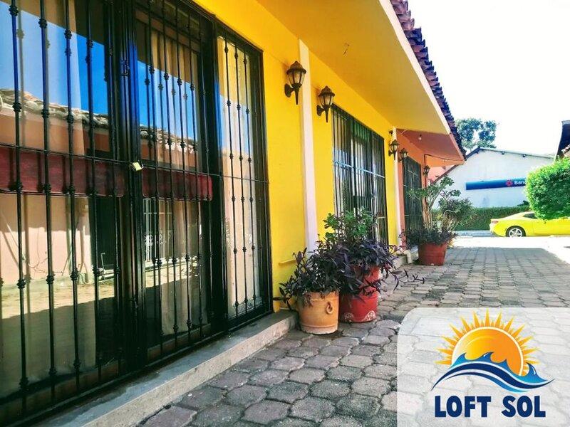 Loft Sol a few steps from Huatulco Beach, holiday rental in Santa Maria Huatulco
