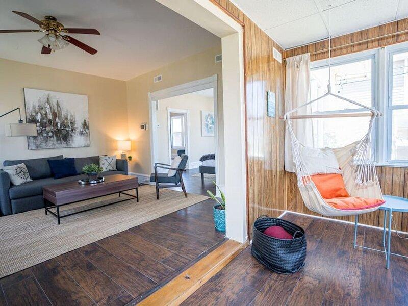 AC 5 bedrooms Designer Island Paradise Getaway, alquiler vacacional en Galloway