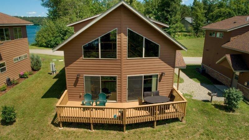Leech Lake Cabin / Modern, Clean, Comfortable  Cozy Leech Lake Cabin with on-sit, alquiler de vacaciones en Hackensack