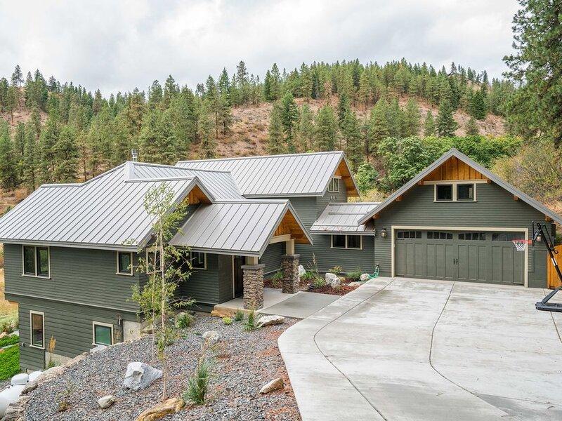 Family Friendly Mountain Lodge, alquiler vacacional en Cashmere
