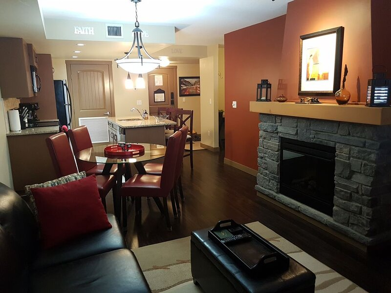 Kananaskis Getaway, 1Br. Condo in the mountains, vacation rental in Seebe
