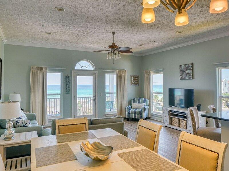 Spectacular Ocean Views! Enjoy a private 3 car Garage * Sugar Sands., holiday rental in Panama City Beach