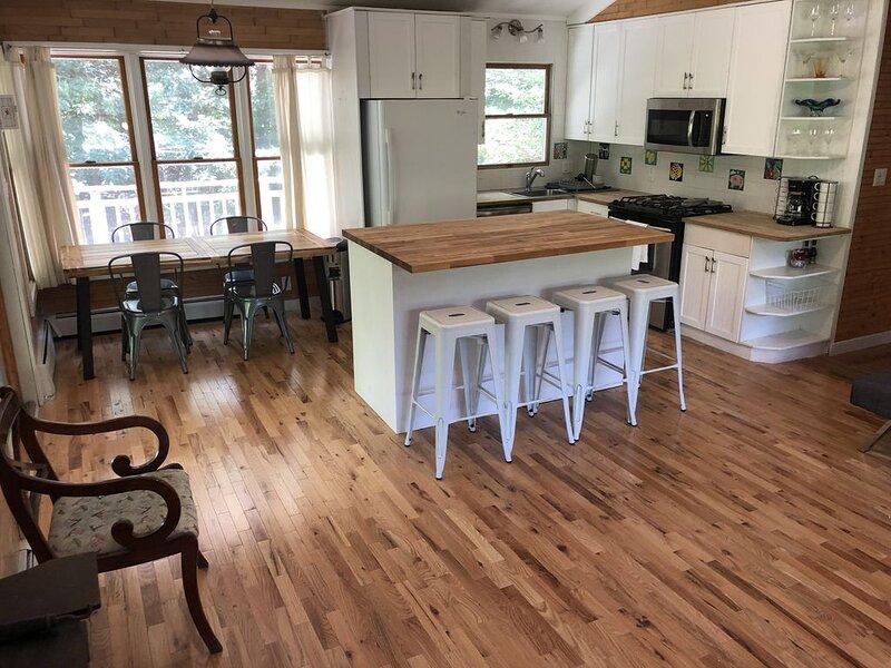 Secluded Hamptons cottage., location de vacances à Noyack