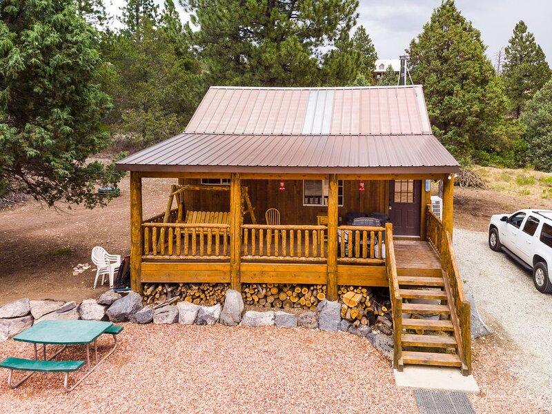 Cozy Cabin In the Pines, location de vacances à Long Valley Junction