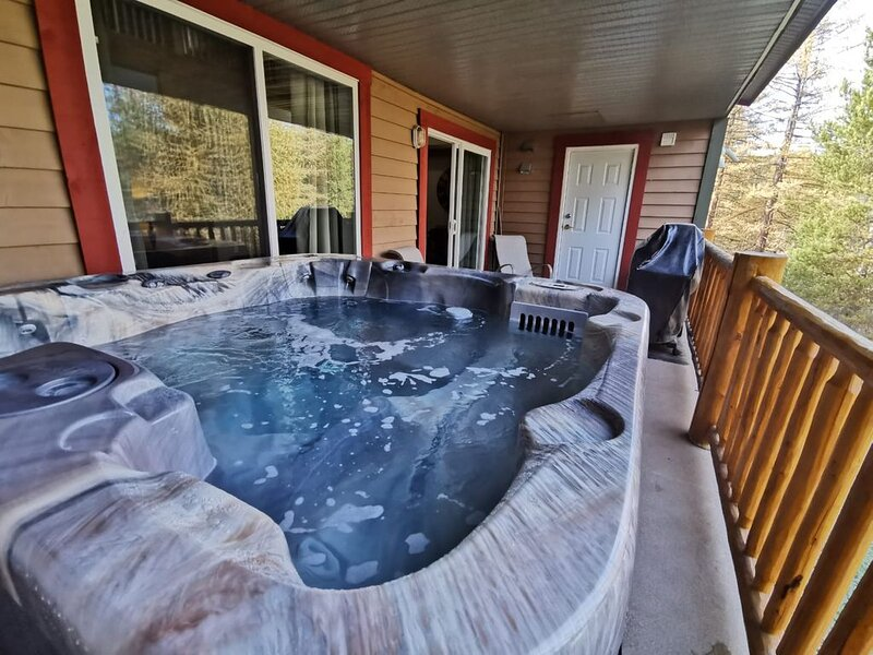 Best Value On The Mtn! A Beautiful Ski-In/Out 3 Bed 3 Bath, Sleeps 12 and HotTub, holiday rental in Kimberley