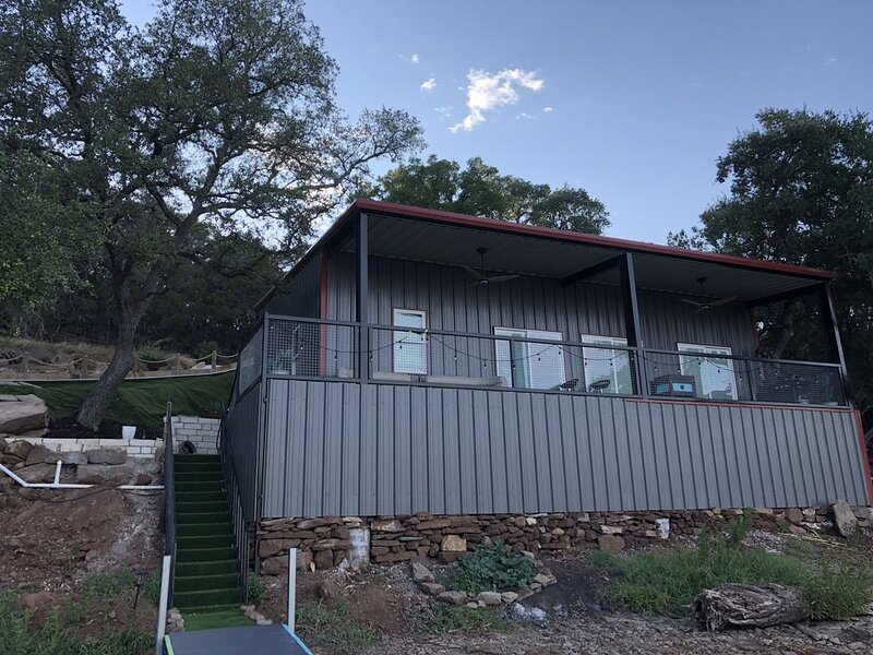 Paradise Cliff, holiday rental in Tow