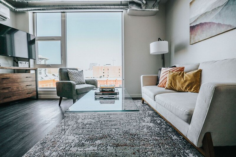 Stunning 1 Bedroom in Downtown with Amazing Views, casa vacanza a Mead