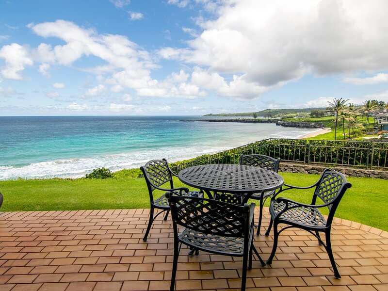 Kapalua Bay Villa Gold Stunning Beach Front Location!, holiday rental in Kapalua