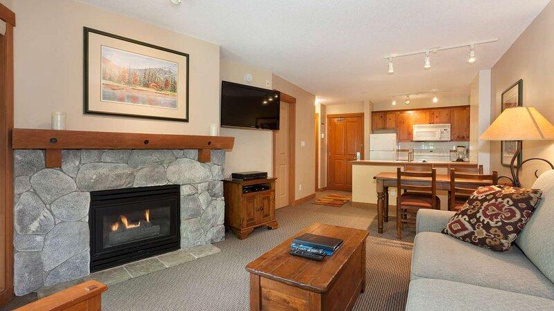 Whistler - Lost Lake Lodge - 1 Bedroom, alquiler de vacaciones en Pemberton