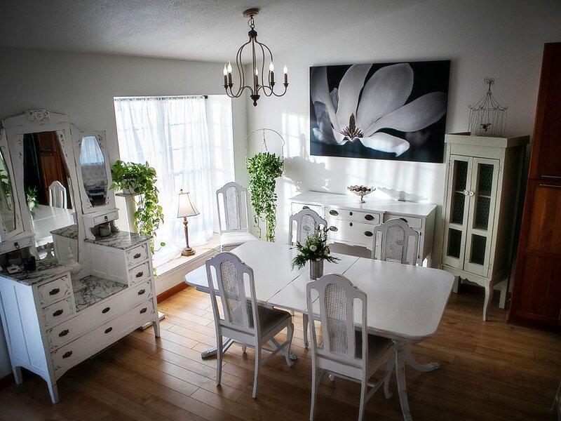 Enchanting Artist's Home Near Waneka Lake, holiday rental in Brighton