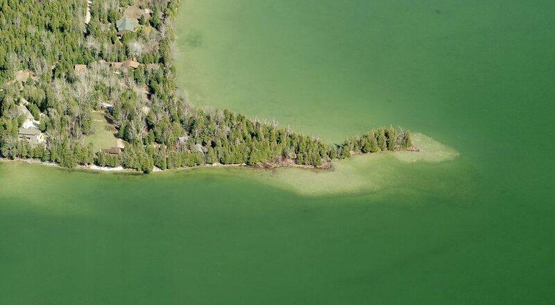5⭐️Private Peninsula Large Group Cabin in Door County�, vakantiewoning in Jacksonport