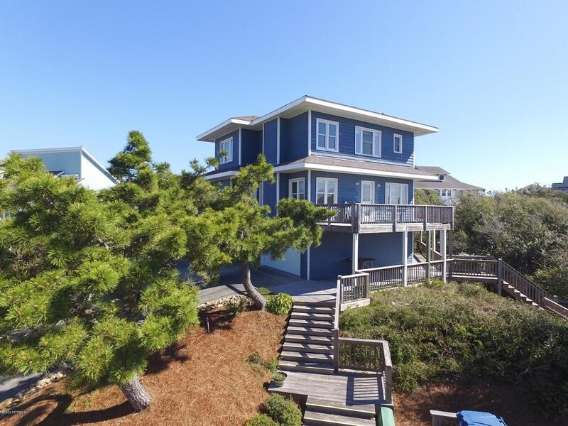 Beautiful 5BR, HS WiFi, Perfect for Holidays (discount 25% in Dec), Ocean Views, holiday rental in Swansboro