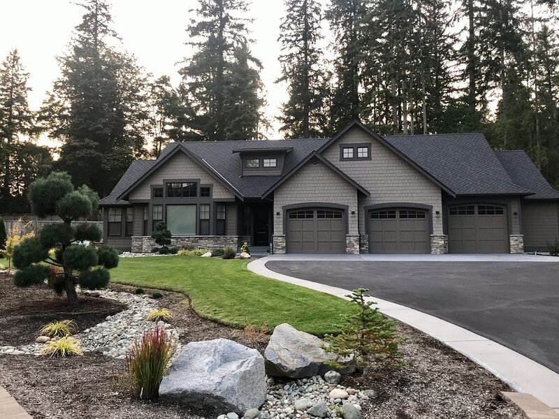 Casa Bambino - New Custom Home in beautiful Woodinville wine country, vacation rental in Monroe